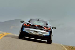 BMW i8, presentación mundial Foto 10