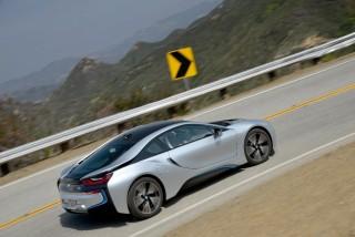 BMW i8, presentación mundial Foto 12