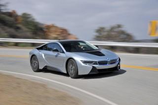 BMW i8, presentación mundial Foto 17