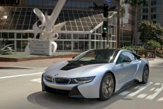 BMW i8, presentación mundial Foto 24