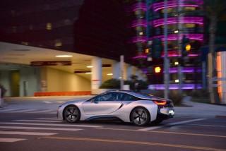 BMW i8, presentación mundial Foto 26