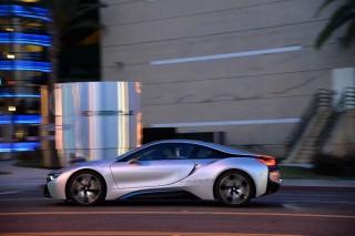 BMW i8, presentación mundial Foto 27