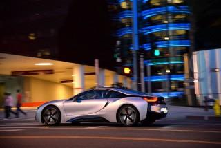 BMW i8, presentación mundial Foto 28