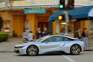 BMW i8, presentación mundial Foto 31