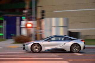 BMW i8, presentación mundial Foto 32