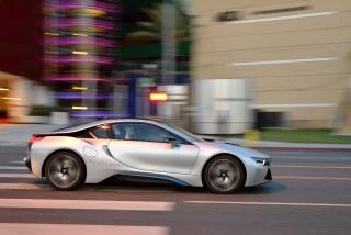 BMW i8, presentación mundial Foto 33