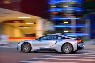 BMW i8, presentación mundial Foto 34