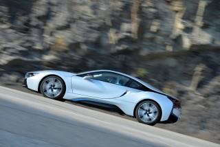 BMW i8, presentación mundial Foto 36