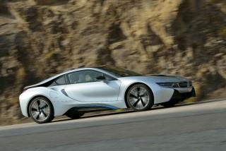 BMW i8, presentación mundial Foto 37