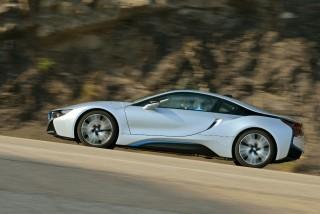 BMW i8, presentación mundial Foto 38