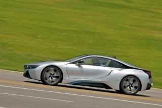 BMW i8, presentación mundial Foto 41