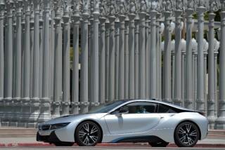 BMW i8, presentación mundial Foto 43