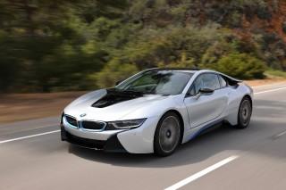 BMW i8, presentación mundial Foto 46