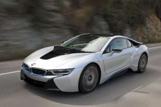 BMW i8, presentación mundial Foto 48