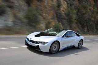 BMW i8, presentación mundial Foto 49