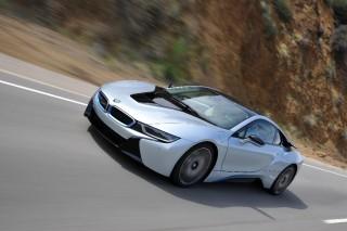 BMW i8, presentación mundial Foto 50