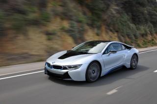 BMW i8, presentación mundial Foto 51
