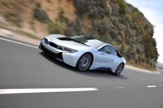 BMW i8, presentación mundial Foto 52