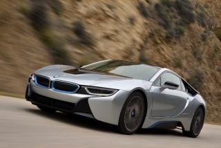 BMW i8, presentación mundial Foto 54