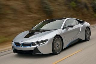 BMW i8, presentación mundial Foto 55