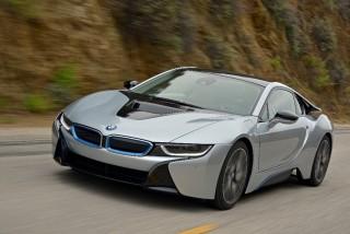 BMW i8, presentación mundial Foto 58