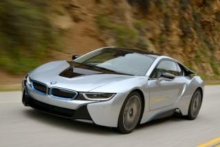 BMW i8, presentación mundial Foto 60