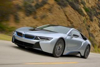 BMW i8, presentación mundial Foto 62