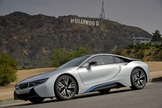 BMW i8, presentación mundial Foto 63