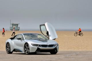 BMW i8, presentación mundial Foto 64