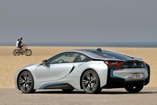 BMW i8, presentación mundial Foto 65