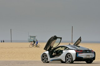 BMW i8, presentación mundial Foto 66
