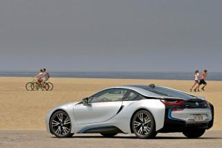 BMW i8, presentación mundial Foto 67