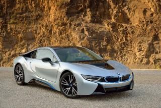 BMW i8, presentación mundial Foto 70