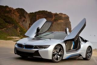 BMW i8, presentación mundial Foto 73