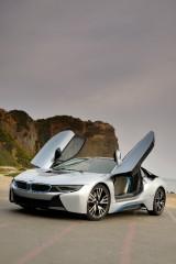 BMW i8, presentación mundial Foto 74