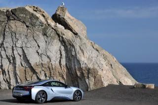 BMW i8, presentación mundial Foto 76