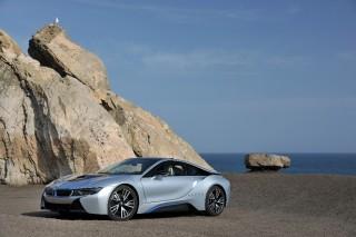 BMW i8, presentación mundial Foto 77