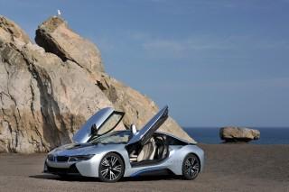 BMW i8, presentación mundial Foto 78
