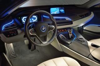 BMW i8, presentación mundial Foto 97