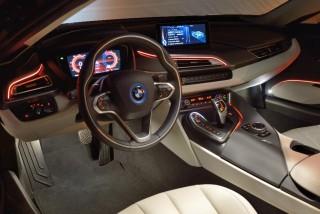 BMW i8, presentación mundial Foto 98