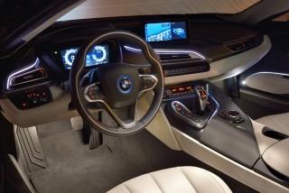 BMW i8, presentación mundial Foto 99