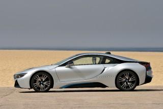 BMW i8, presentación mundial Foto 109