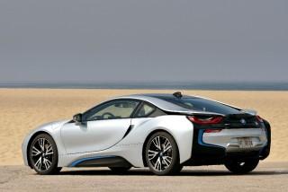 BMW i8, presentación mundial Foto 111