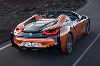 BMW i8 Roadster 2018 Foto 17
