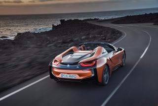 BMW i8 Roadster 2018 Foto 18