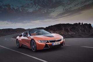BMW i8 Roadster 2018 Foto 19