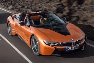 BMW i8 Roadster 2018 Foto 23