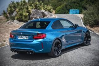Foto 3 - Galería de fotos del BMW M2