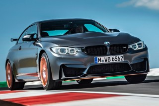 BMW M4 GTS 2016 Foto 1