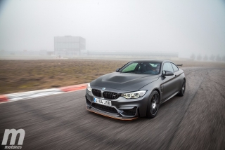 Foto 1 - BMW M4 GTS y M4 CS